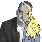 Christian Juslin Lemminkäisenä Die Kalewainen in Pochjola oopperassa 2017